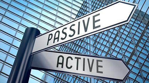 beleggingsfondsen actief en passief beheer