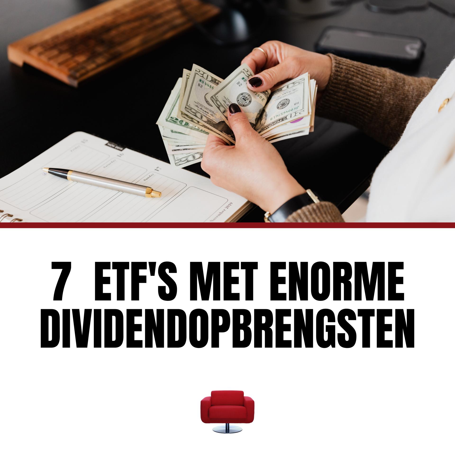 ETF hoge dividend opbrengsten instagram beleggingsinsstituut