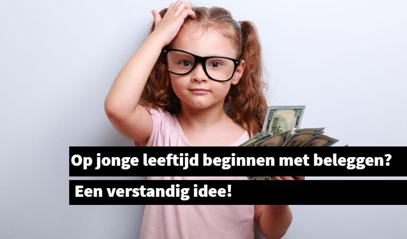 Op jonge leeftijd beginnen met beleggen