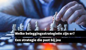 beleggingsstrategie verschillende