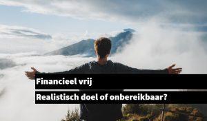 Financiële vrijheid dividend