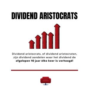 Instagram beleggingsinstituut dividend aristocrats