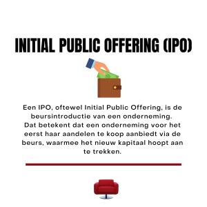 instagram beleggingsinstituut Woord van de week initial public offering