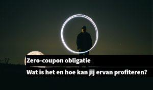 Zero-coupon obligatie