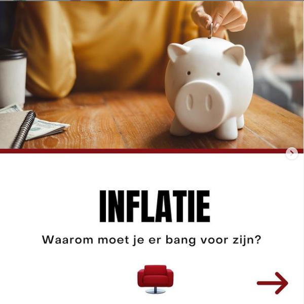 Instagram Beleggingsinstituut inflatie