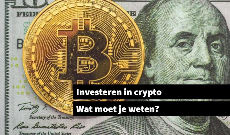 Investeren in crypto Wat moet je weten_