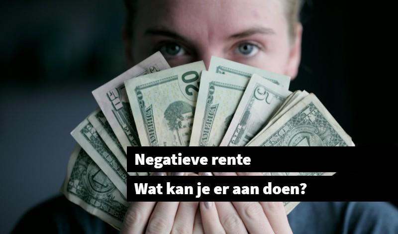 Negatieve rente