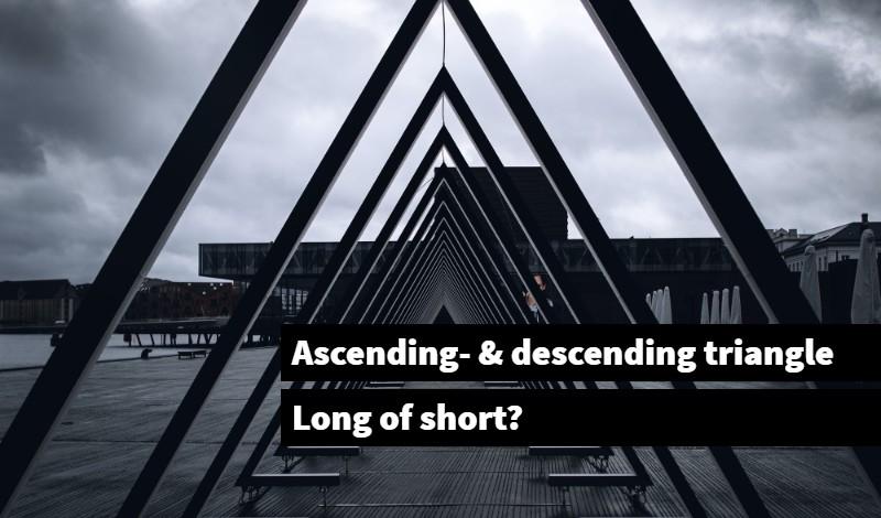 Ascending triangle descending triangle